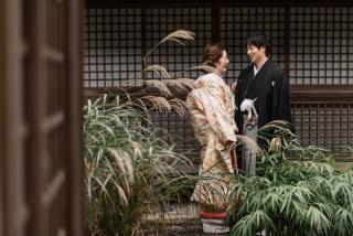 310394_京都_<和装フォト>邸宅&庭園 --紫水苑--