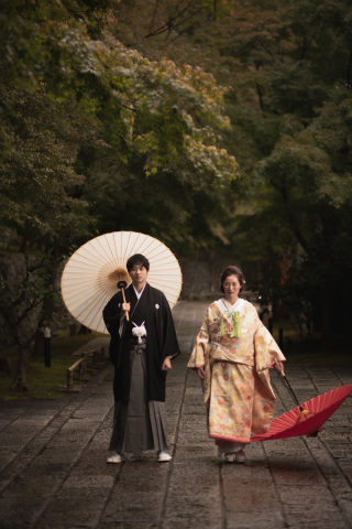 310397_京都_<和装フォト>邸宅&庭園 --紫水苑--