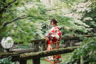 310391_京都_<和装フォト>邸宅&庭園 --紫水苑--