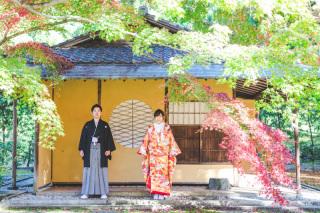 335552_京都_<和装フォト>邸宅&庭園 --紫水苑--