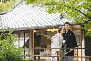 192707_京都_<和装フォト>邸宅&庭園 --紫水苑--