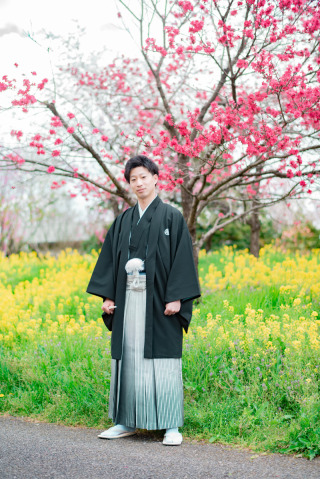 345735_富山_中央植物園 和装 春