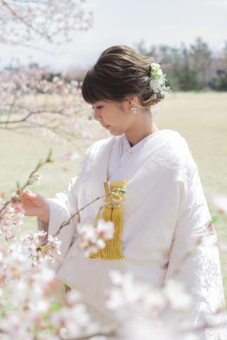 345743_富山_中央植物園 和装 春