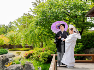 276967_群馬_日本庭園 和装