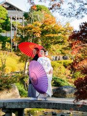 260629_群馬_日本庭園 和装