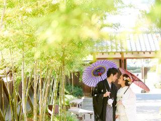 253318_群馬_日本庭園 和装