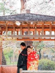 204489_群馬_日本庭園 和装