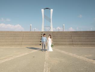 220915_石川_大人ナチュラルで最高のウェディングフォト♪ロケーション撮影フォト