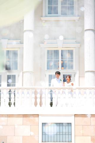 207441_宮城_自然の中でのロケフォトが人気【迎賓館ル・トリアノン】ガーデン