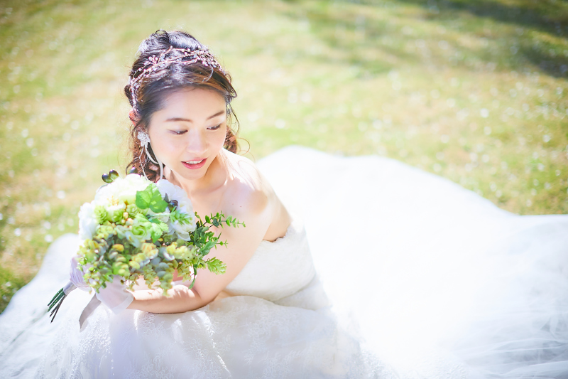 ~ STORYTELLER 高輪STUDIO PHOTO WEDDING ~_トップ画像3