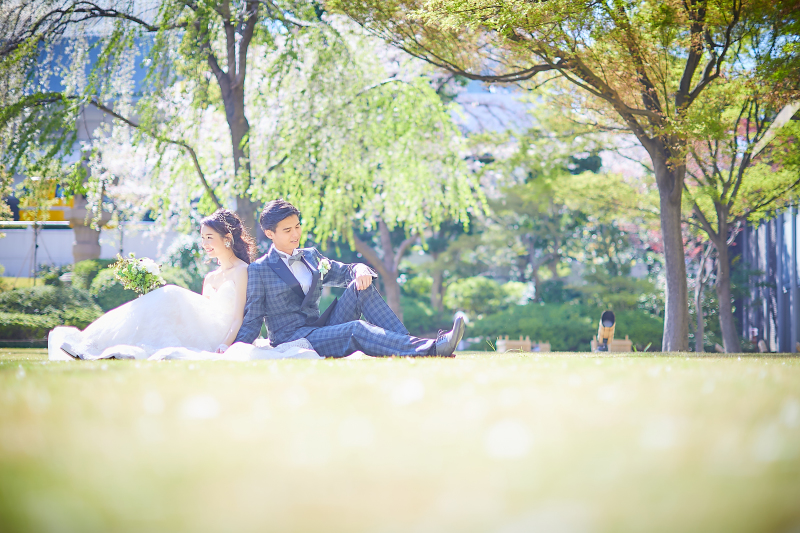~ STORYTELLER 高輪STUDIO PHOTO WEDDING ~_トップ画像5