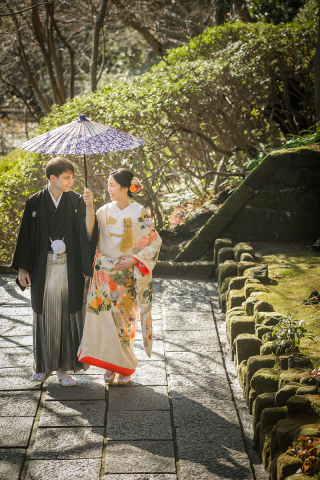 363658_神奈川_鎌倉 和装・洋装ロケーション撮影