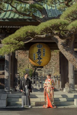 360732_神奈川_鎌倉 和装・洋装ロケーション撮影