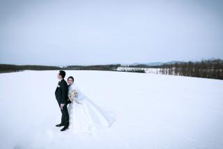 260282_北海道_大雪を望む雪景色