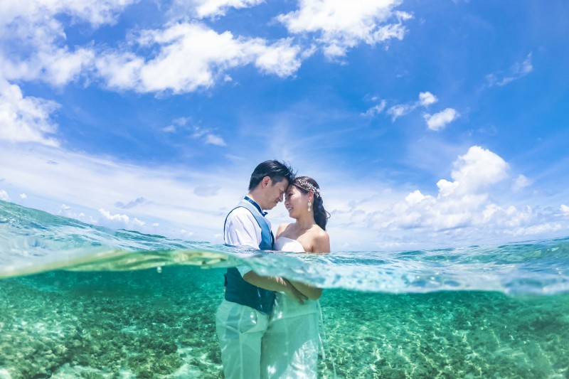 MARBLE RESORT WEDDING 沖縄_トップ画像1
