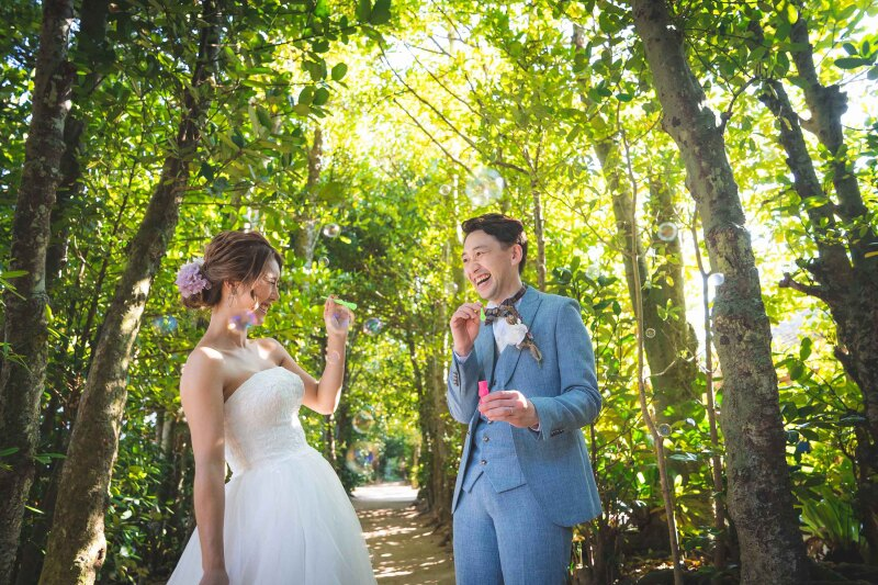 MARBLE RESORT WEDDING 沖縄_トップ画像4
