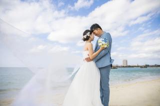250370_沖縄_キラキラ輝く海☆青い空フォトウェディング(沖縄本島)