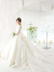 223290_福岡_チャペル:ドレス撮影