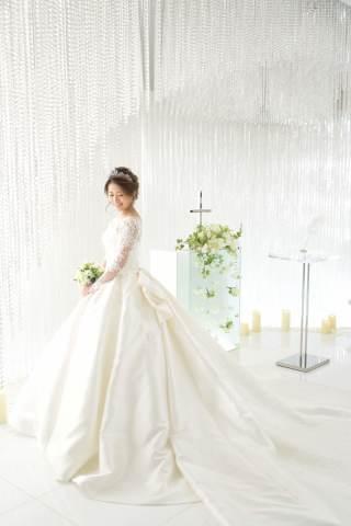 247009_福岡_チャペル:ドレス撮影