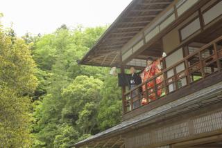 221967_島根_日本庭園ロケーション撮影