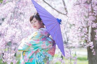 233825_大阪_桜◎和装Photo