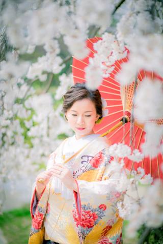 233814_大阪_桜◎和装Photo