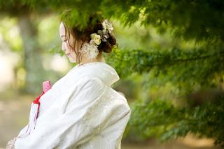 229342_神奈川_和装 庭園ロケーション撮影