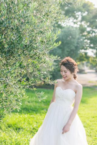 230250_岡山_牛窓オリーブ園(ドレス)