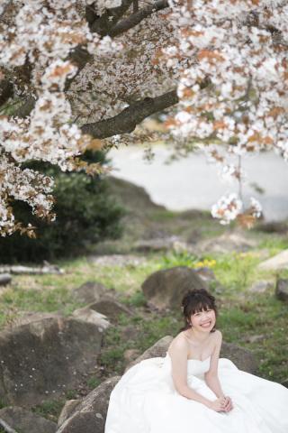 320559_岡山_牛窓オリーブ園(ドレス)