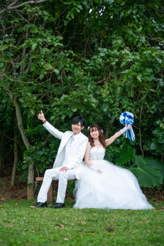 252506_沖縄_Green WEDDING