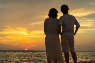 283147_沖縄_ロマンチックサンセット撮影