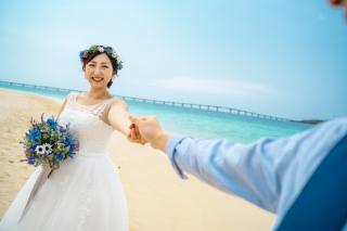 263007_沖縄_ビーチフォト(前浜ビーチ)