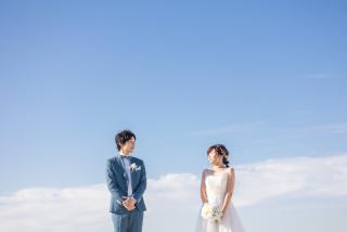 353615_大阪_青空ビーチ&サンセットフォト