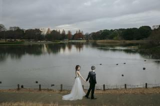 256391_東京_昭和記念公園(洋装)