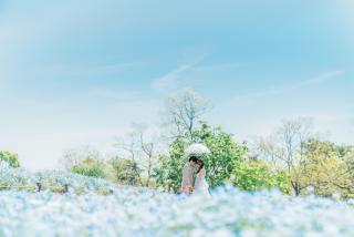 256383_東京_昭和記念公園(洋装)