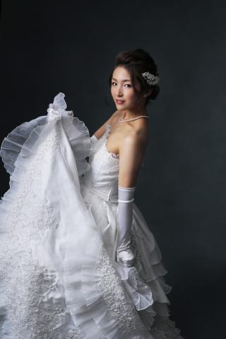 266161_岡山_新婦様ウェディングドレス