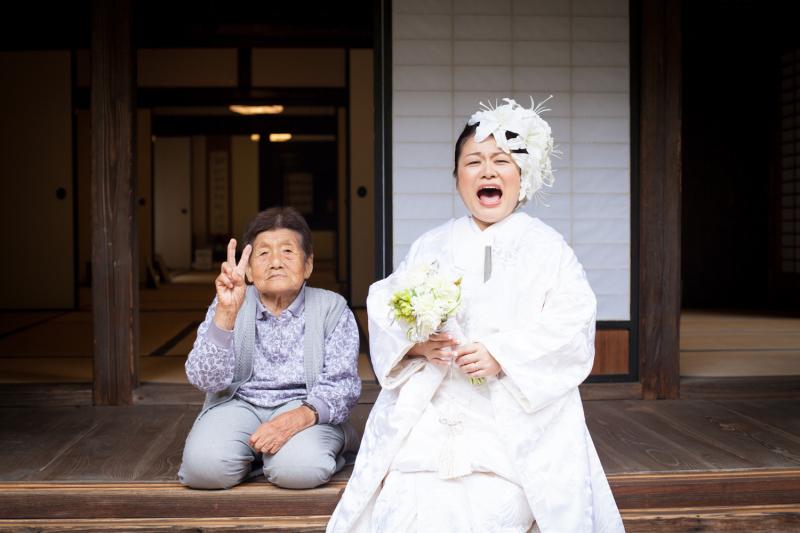 自宅前撮り Genten(原点)Wedding Photography Tokyo_トップ画像2