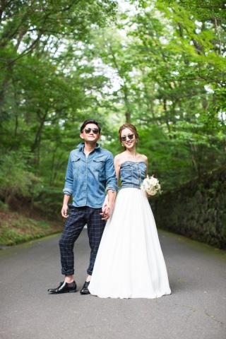 274331_長野_【洋装】緑溢れる軽井沢の春夏