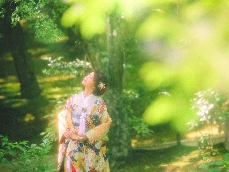 森の邸宅 彩音 森の写真館 BLANCHE_トップ画像3