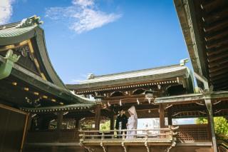 321630_大阪_大阪天満宮 神殿(梅花殿)