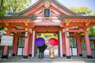 306385_宮崎_和装ロケーション(神社)