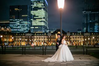 353940_東京_【NightTime】 東京駅前