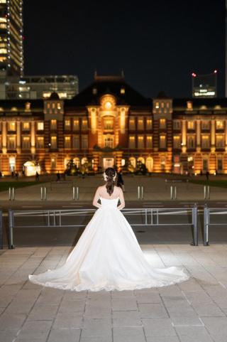 355631_東京_【NightTime】 東京駅前