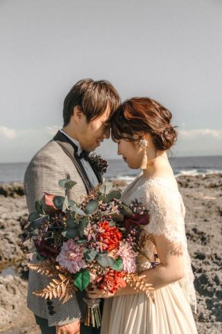 365891_鹿児島_Ocean wedding2