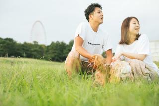 327391_東京_公園で撮るエンゲージフォト
